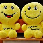 gelukkig zijn